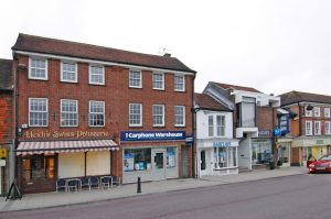 The Maisonette, 8 The Square, Petersfield